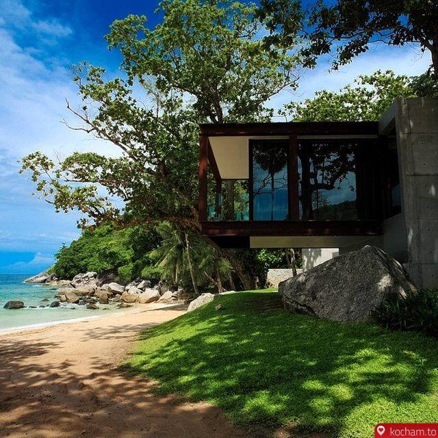 Kocham.to - Noc w 'Naka Phuket Resort' w Tajlandii