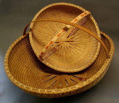 Basket Weaving Fiber : Best images about basketry fiber arts on