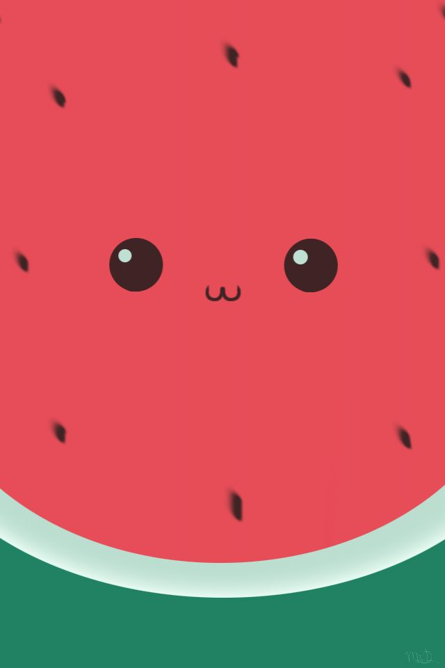Cute watermelon wallpaper | Random | Pinterest ...
