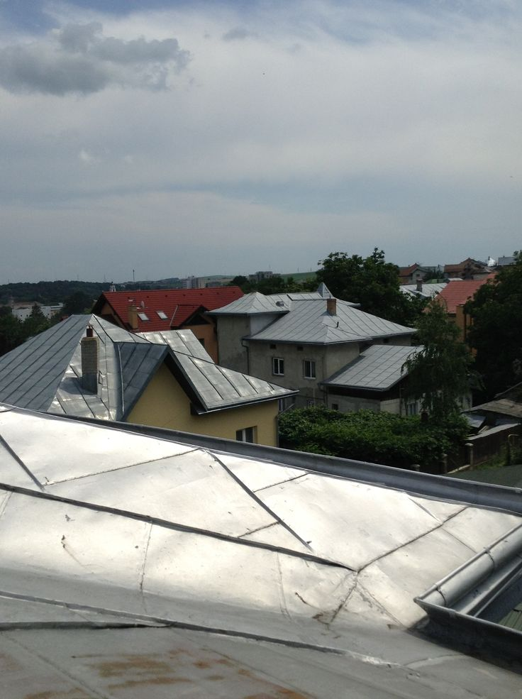 Romanian city houses, I took this picture this summer!!!!