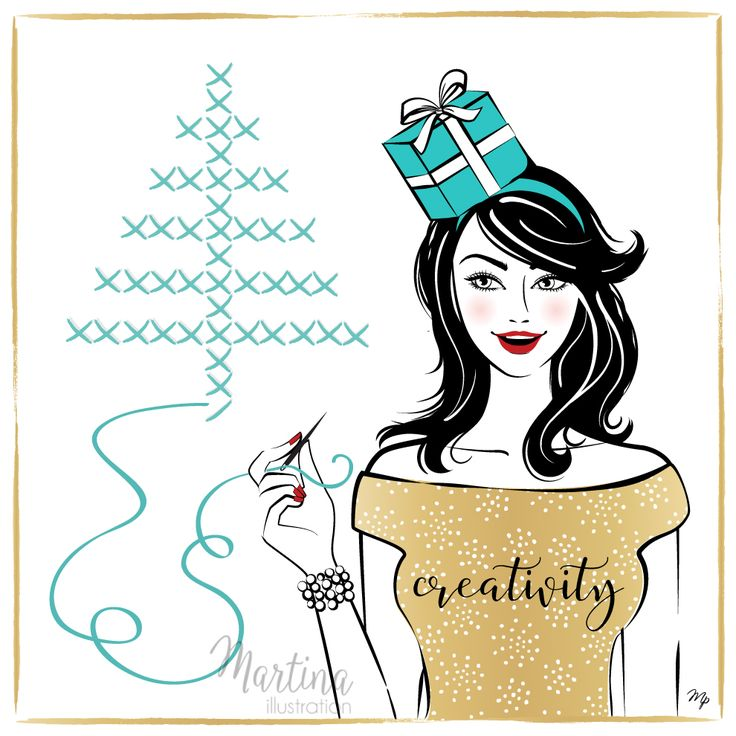 Stylish Advent Calendar DAY 16   I wish you CREATIVITY ✂️ Experimenting, growing, taking risks, breaking rules, making mistakes, and most of all, having fun! So do something creative today and enjoy not knowing what you're doing. There are no rules to #creativity. It's all about the #excitement and the person you're becoming while you're creating.      ✏️