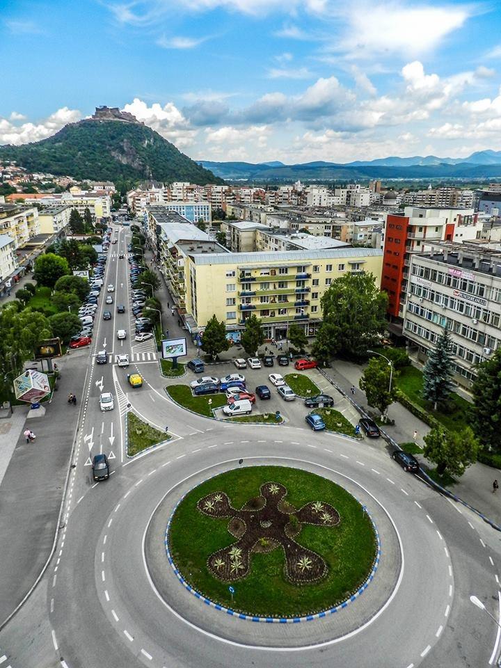 Deva City, #Romania. Photo © Iovan Darius