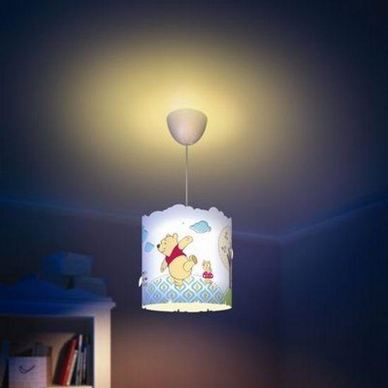 Dětský lustr 71751/34/16, #chandelier #winniethepooh #ceiling #children #kid #kids #baby #boy #led #philips