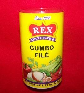 Rex Gumbo Filé