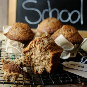 Easy Mix Banana and Blueberry Muffins #Kids #Lunchbox #SouthAfrica