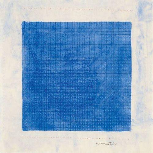 Agnes MartinArtists, Squares, Watercolors, Clever Stuff, Blog, Agnes Martin Stars, Blue Prints, Agnès Martin, Ink