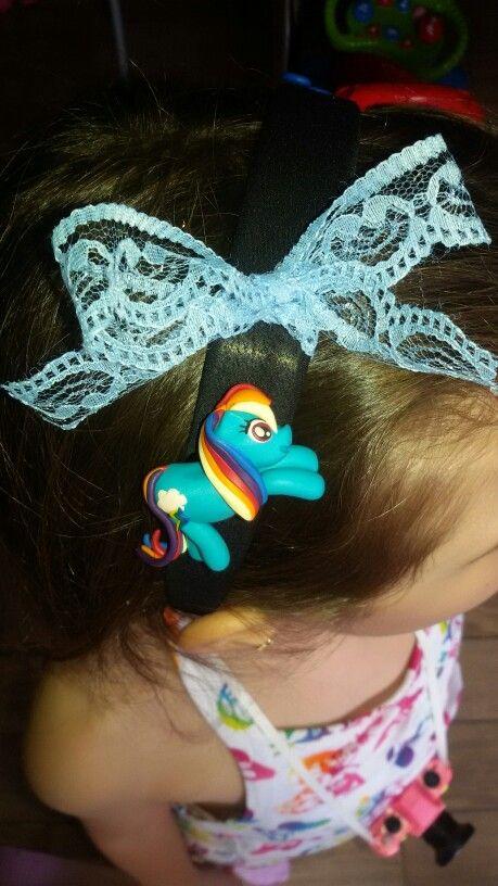 Cerchietto pony