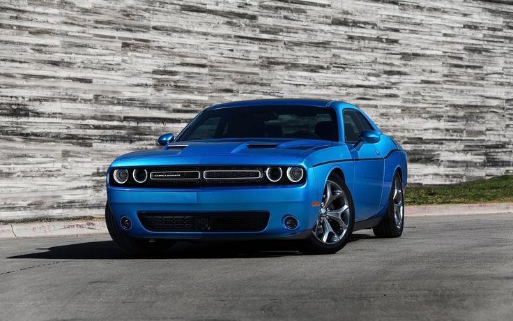 blue doge hellcat   2015 Dodge Challenger Blue