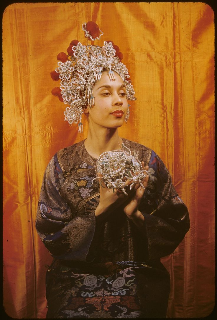 Doob picture young pamela anderson - Carmen De Lavallade Was An African American Dancer And Was Married To Geoffrey Holder Also