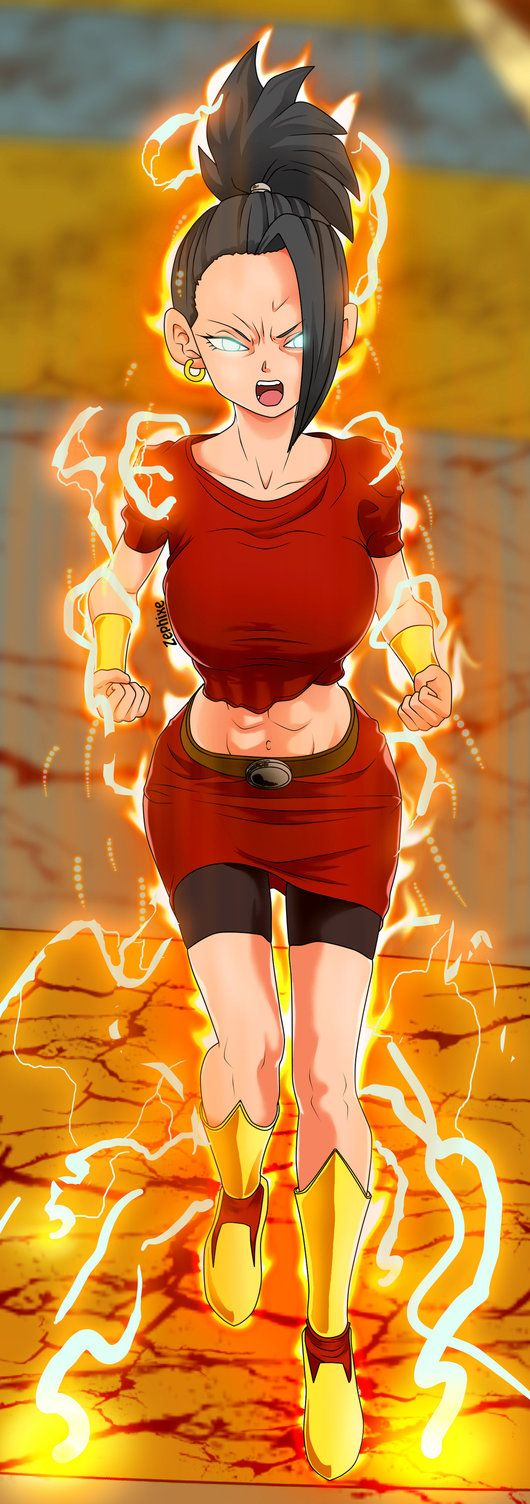 KALE ULTRA INSTINCT by zephixe1.deviantart.com on @DeviantArt - More at https://pinterest.com/supergirlsart dragon ball super dragonball dragonballsuper dbs  kēru universe6 u6 female saiyan hot sexy anime manga girl fanart art