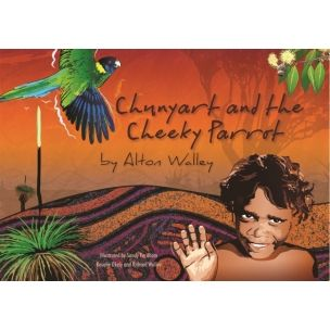 Chunyart and the Cheeky Parrot
