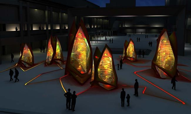 TOM WISCOMBE ARCHITECTURE - Perth Photobioreactor