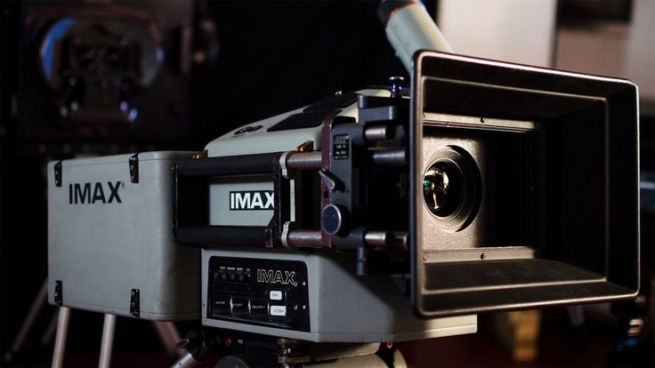 IMAX camera Secondary Image