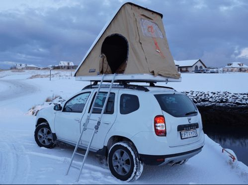 Dacia Duster 4 215 4 Camper Camping Pinterest Iceland