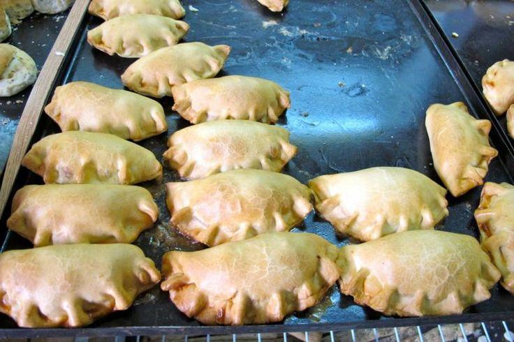 masa basica de empanadas al horno