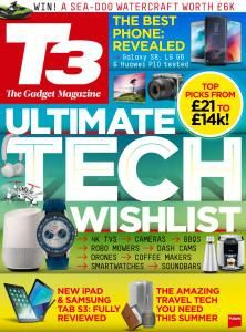 T3 UK Magazine Subscription | Buy at Magazine Café - Single Issue & Subscription Specialist in USA