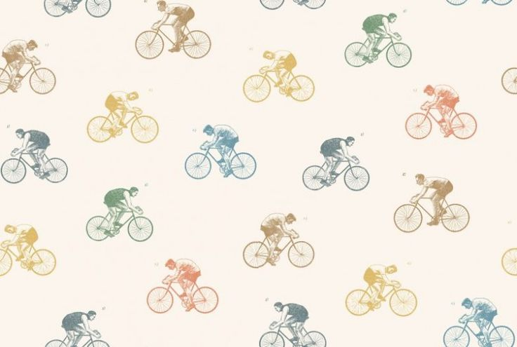 74 best 3704 bhs images on pinterest bicycle bicycles for Quirky wallpaper