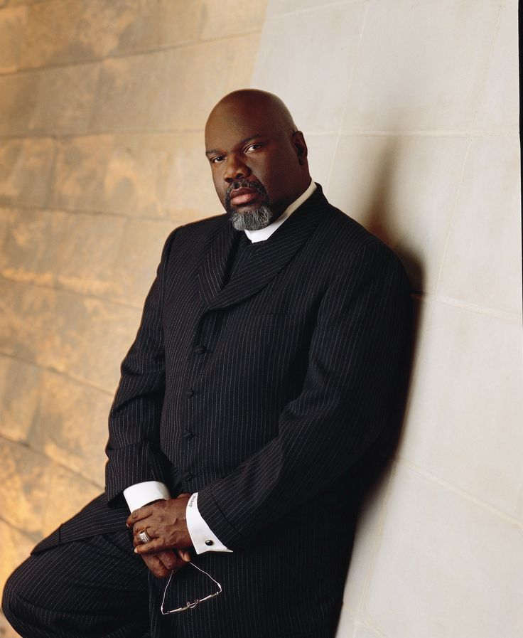 A Living Sacrifice by Bishop T.D. Jakes
