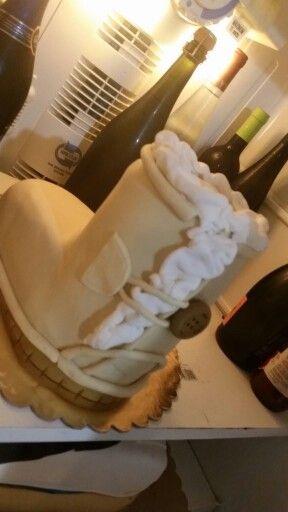 Ugg cake