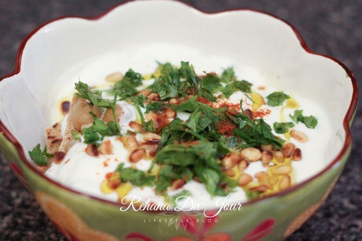 Fattet Hummus / Tissiyeh / OMYummy