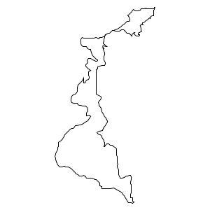 Strecke in 99817 Eisenach, Eisenach, Stadt, Thüringen, Deutschland. Wanderung, Länge 17.36 km (Rundkurs).