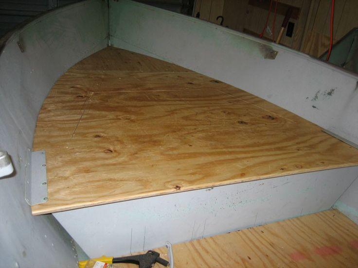Installing Wood Floor In Aluminum Boat Http