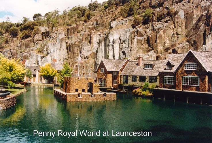 Penny Royal World, Tasmania