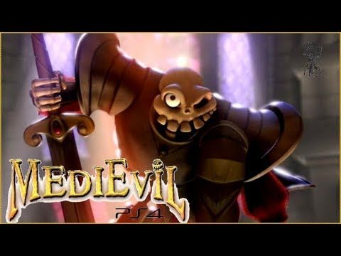 Medievil PS4 ● Remastered PS1 Trailer (The Game Awards 2017) Playstation...