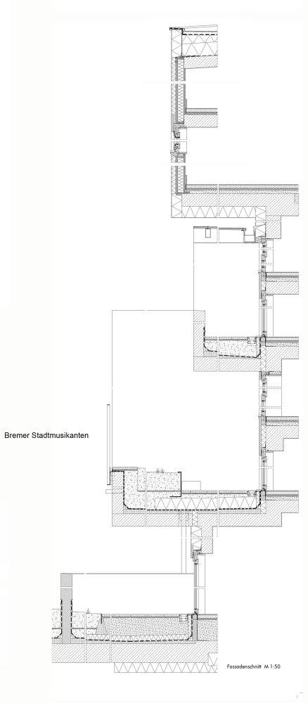 Terrace House Tokiostrasse / ARTEC Architekten