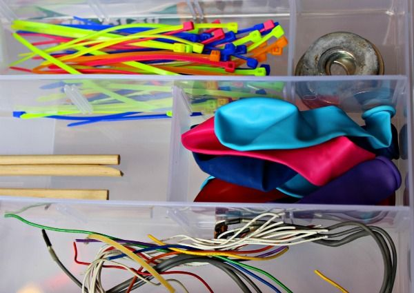Make Your Own Tinker Box & Robot Craft for Kids