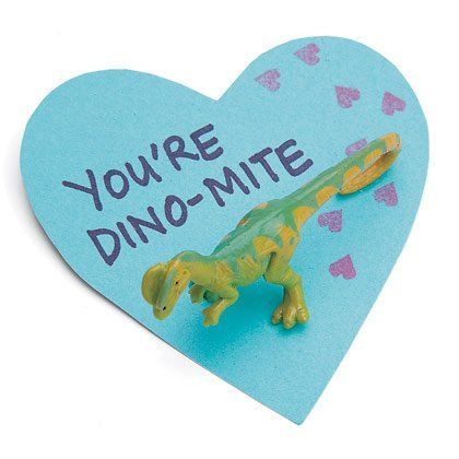 """Got a """"dino-mite"""" Team Member? Tell them with this easy and creative note."""