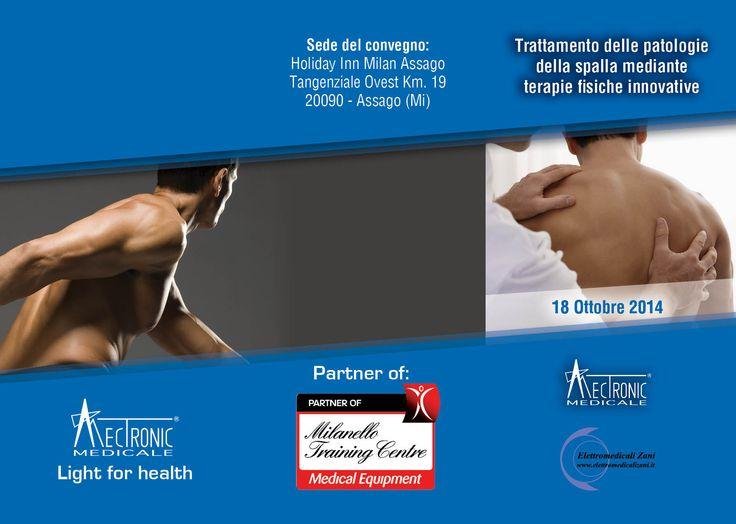 #MectronicMedicale in collaborazione con Elettromedicali Zani vi da appuntamento per: Sabato 18 Ottobre 2014