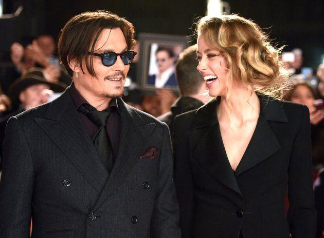 Johnny Depp just got married again...