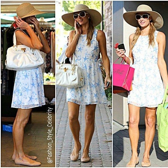 #parishilton #nickyhilton #jumpsuit #maxi #tribalprint #shirt #fashionista #heir #skirt #angel #coffee #vsangel #vs #maxi #dress #prints #beautiful #beauty #fashion #style #stylish #elegant #look #lookbook #celebritystyle #celebrity #ootd #outfit #shades... - Celebrity Fashion