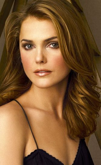 Keri Russell, classy yet easy to do , will have to try a more sunny share