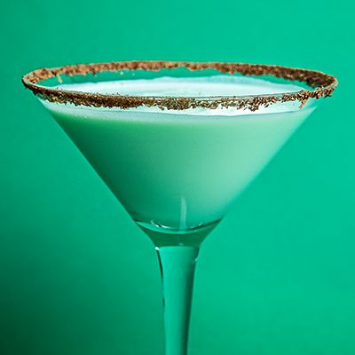 How to Make a Grasshopper Cocktail with Creme de Menthe | Tasting Table