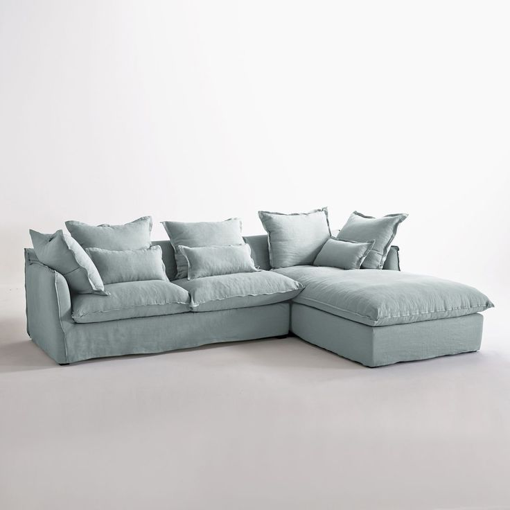 1000 ideas about canap d 39 angle convertible on pinterest corner sofa - Canape angle la redoute ...