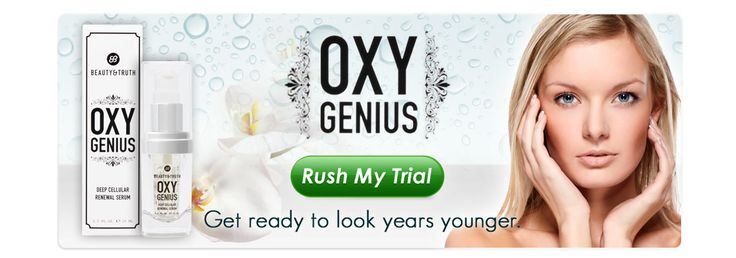 Beauty and Truth: Oxygenius Renewal Serum