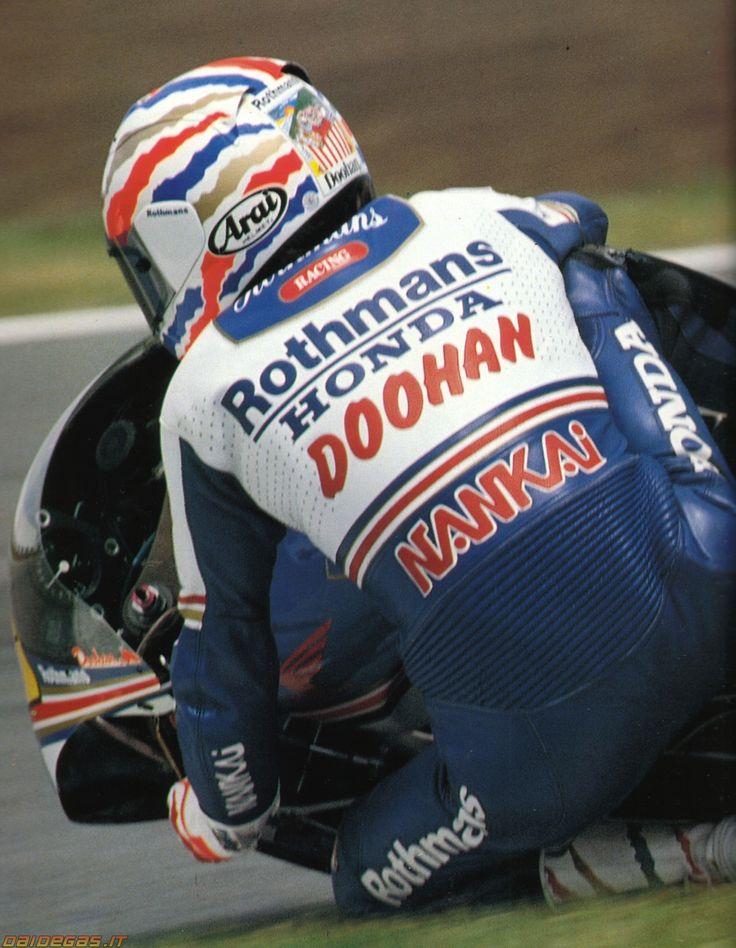 mick doohan 1992 | MICHAEL DOOHAN 'MICK' foto gallery collezione thread