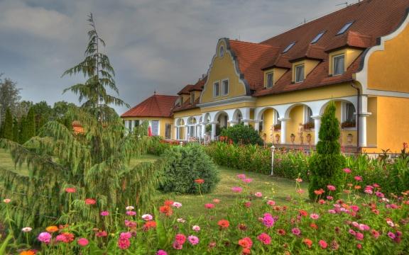 Barokk Hotel in Hegyeshalom
