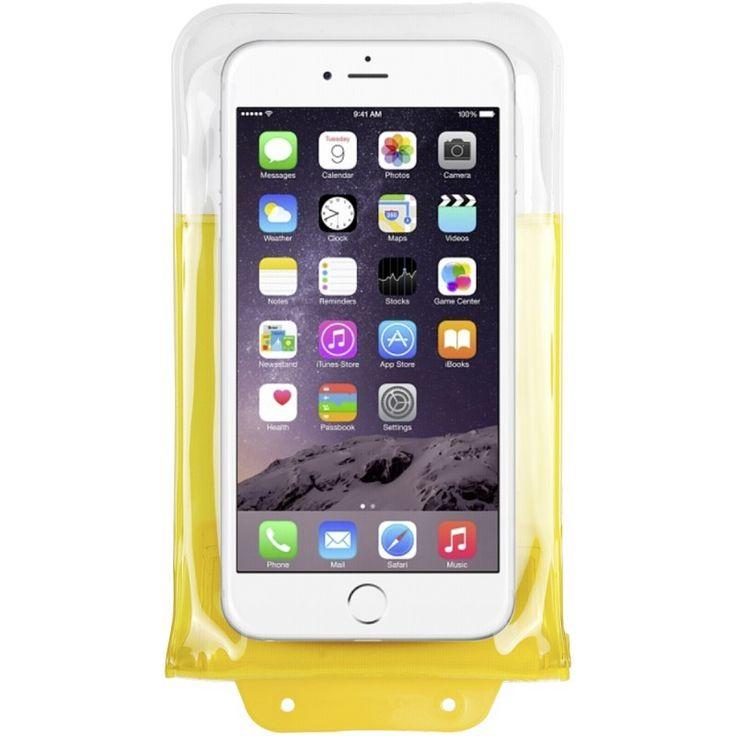 DiCAPac WP-C10i ροζΑδιάβροχη θήκη για Iphone 4,5,6 και κινητά έως 4.8 ίντσες
