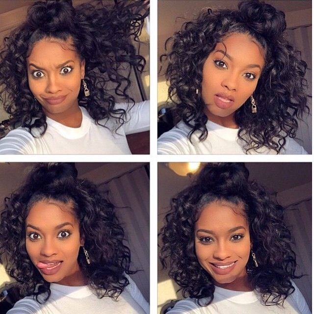 ONLY $58.6 for 3 bundles Free Shipping.Sell 6A Brazilian Virgin Human Hair Extensions,No shedding,  http://www.shorthaircutsforblackwomen.com/black-tea-rinse-for-hair/