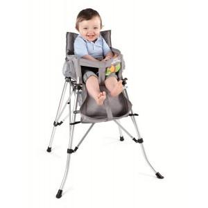 Chaise haute pliante et nomade de BabyToLove
