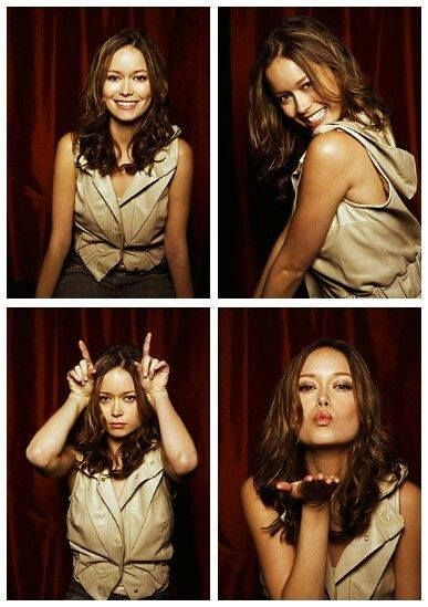 Firefly!- 4 pictures of Summer Glau