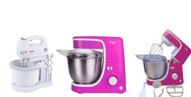 Harga Mixer Cosmos Terbaru 2017 – Mixer Cosmos ditawarkan sebagai salah satu perangkat dapur terbaik untuk memudahkan kegiatan memasak Anda.
