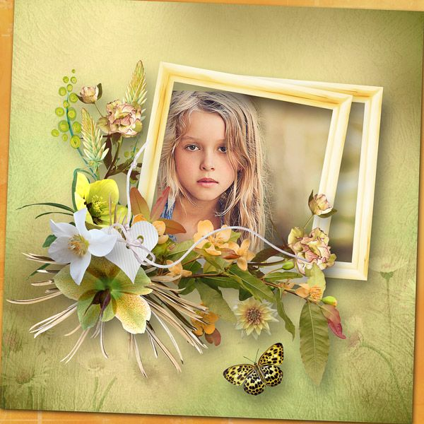 Floralia by ElyScrap :