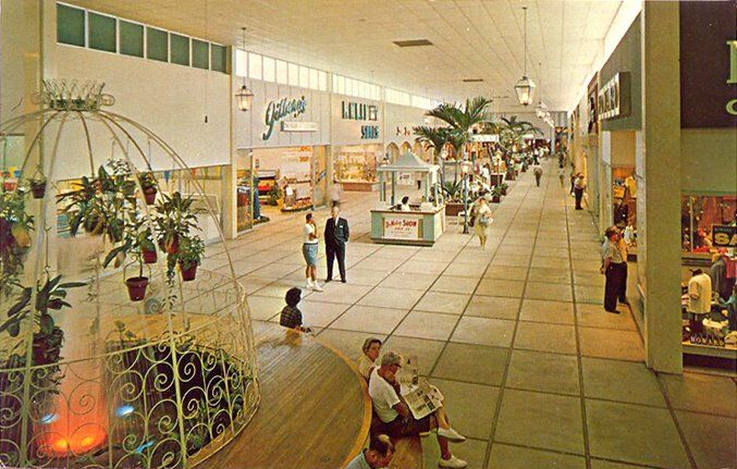 215 Best Images About Vintage Retail On Pinterest New York Shopping Center And Jacksonville