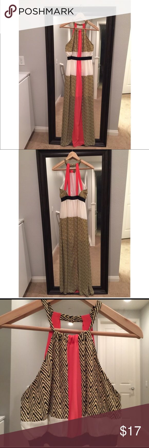 Maxi Dress | Apricot Lane Boutique Maxi Dress | Strappy Back | Purchased from Apricot Lane Boutique | Like New Condition Apricot Lane Dresses Maxi