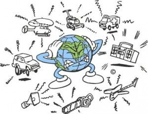 Pollution par le bruit