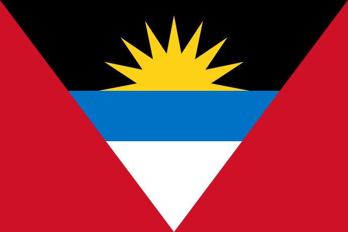 Flag of Antigua and Barbuda - Constitution d'Antigua-et-Barbuda — Wikipédia